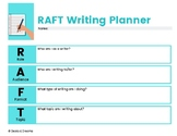 RAFT Writing Planner