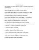 RAFT Writing Prompts