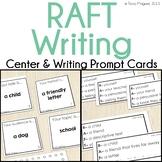 RAFT Writing Cards