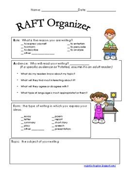 RAFT Writing Unit