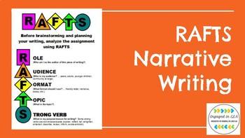 RAFTS Slides for Teaching Writing