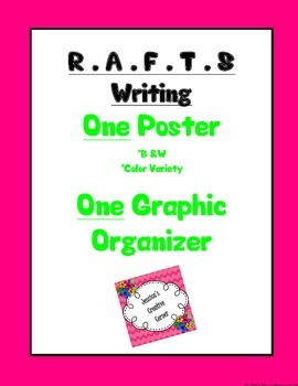 R.A.F.T.S Writing