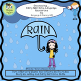 RAIN:  Turn a Poem into a Story & Build a Foundation in Early Narrative Language
