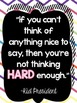 RAINBOW CHEVRON Inspiration Quotes