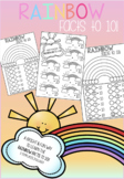 RAINBOW FACTS TO 10   Friends of Ten