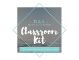 RAK Classroom Kit (Random Acts of Kindness)
