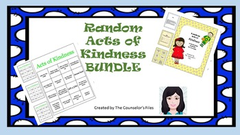 RAK Randon Act of Kindness Bundle