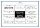 RANDOM LINES Drama / English Cards + suggested drama activities