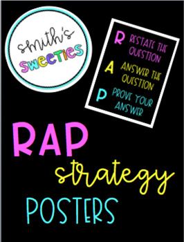 RAP Strategy Posters