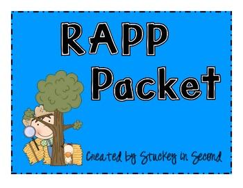 RAPP Detective Packet