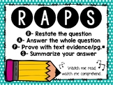 RAPS Poster for Written Comprehension