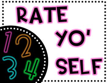 RATE YO' SELF