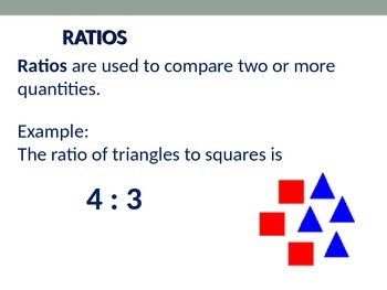 RATIO AND PROPORTION 1