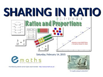 RATIO AND PROPORTION 2
