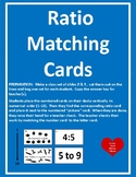 RATIO Matching Cards
