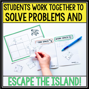 RATIOS & PROPOTIONAL RELATIONSHIPS (SLOPE) - ESCAPE ROOM