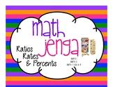 RATIOS, RATES, and PERCENTS JENGA