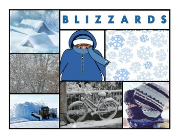 RAZ Blizzards (Level L) Student Workbook