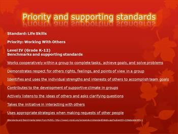 R&B Arts Integration - Classroom Management - Social Contract