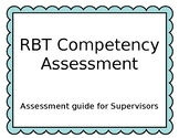 RBT Competency Assessment Guide