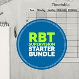 RBT Supervision Starter Bundle