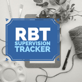 RBT Supervision Tracker