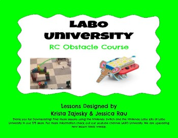 RC Car Obstacle Course