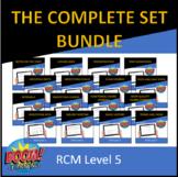 RCM Level 5 Bundle