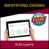 RCM Level 6 Identifying Chords