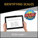 RCM Level 7 Identifying Scales