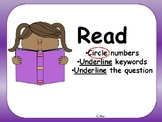 RDW Anchor Charts