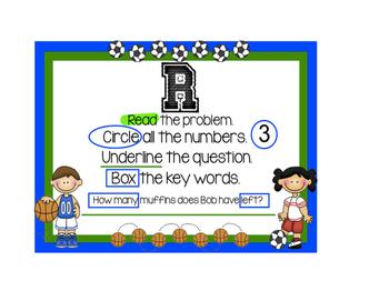 RDW Math Strategy
