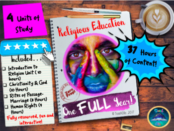 RE : A full year of Religious Education