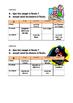 RE & IR Verb Information Gap Charts