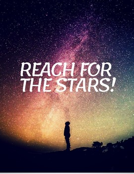 REACH FOR THE STARS (POSTER)