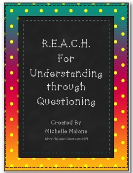 Comprehension Strategy for Fiction and Informational Text