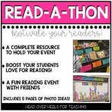 READ-A-THON: A CLASSROOM READING EVENT
