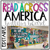 READ ACROSS AMERICA BULLETIN BOARD or DOOR DECOR CRAFT and WRITING