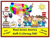 READ ACROSS AMERICA ~ Math and Literacy FUN with the DOCTOR & the CAT