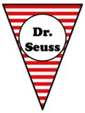 READ ACROSS AMERICA SPIRIT WEEK! Dr. Seuss Lbrary Bulletin Board Letters