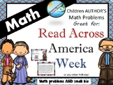 READ ACROSS AMERICA  children authors - math and biographies