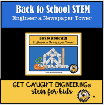 STEM and Newspapers : READ ALL ABOUT IT!!