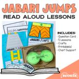 READ ALOUD ACTIVITIES and CRAFT Jabari Jumps (Kindergarten)