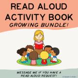 READ ALOUD Activity Books - Growing Bundle