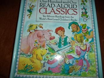 READ ALOUD CLASSICS    ISBN 1-59027-017-7