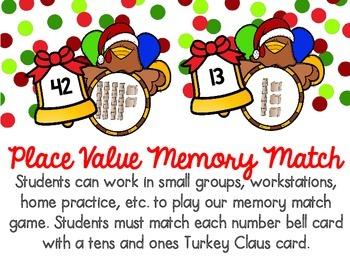 READ ALOUD ELA & Math Activities {Turkey Claus & Merry Christmas, Splat}