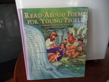 READ-ALOUD POEMS FOR YOUNG PEOPLE ISBN 1-57912-533-6