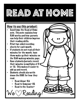 READ AT HOME
