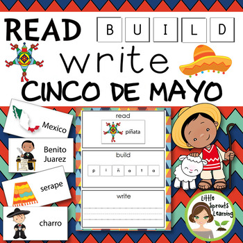 READ BUILD WRITE - Cinco de Mayo (Mexico)