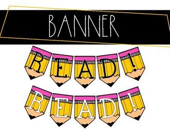 READ! Banner